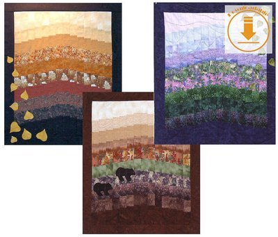 Seasons Wallhangings - PDF