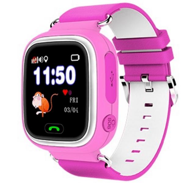 Детские умные часы Wonlex Smart Baby Watch Q80 (GW100) 00711