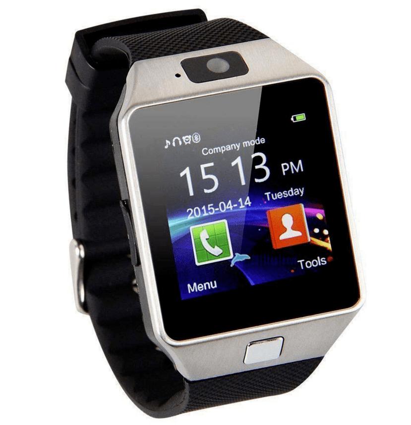 Умные часы Smart Watch DZ09 с функцией телефона 00713