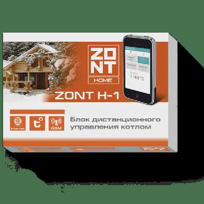 GSM термостат для электрических и газовых котлов ZONT H 1V