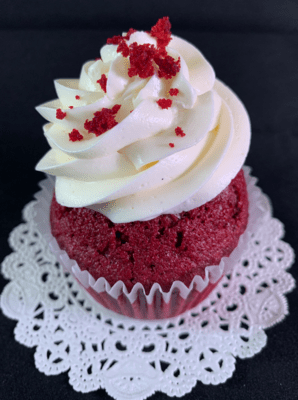 Red Velvet Cupcake (1/2 Doz)