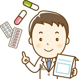 医師、薬、脳梗塞