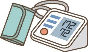 血圧、高血圧