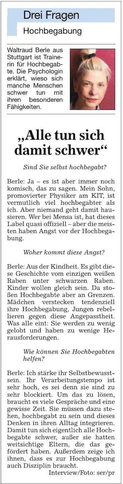 """alt=""""BNN-Interview mit Coach Dr. Berle München Stuttgart"""""""
