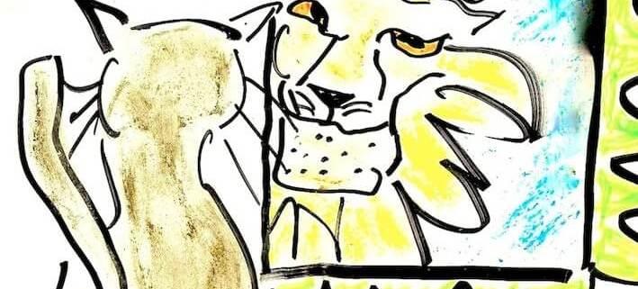 """alt=""""coaching München Stuttgart Dr. Berle, Selbstwirksamkeitserwartung:Löwe oder harmlose Katze. Als was sehen wir uns?"""""""
