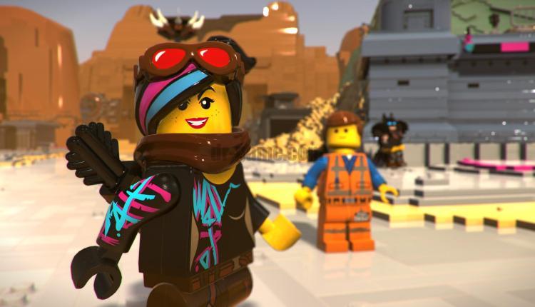 تحميل لعبة the lego movie videogame