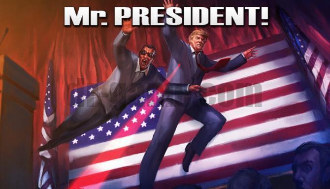 تحميل لعبة mr president