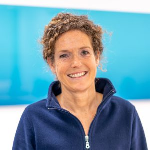 Katja Geldmacher im Praxisteam Dr. med. Björn Geldmacher am Westfalendamm in Dortmund