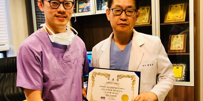 BIO整形外科研修:洪星杓院長傳授眼瞼下垂手術