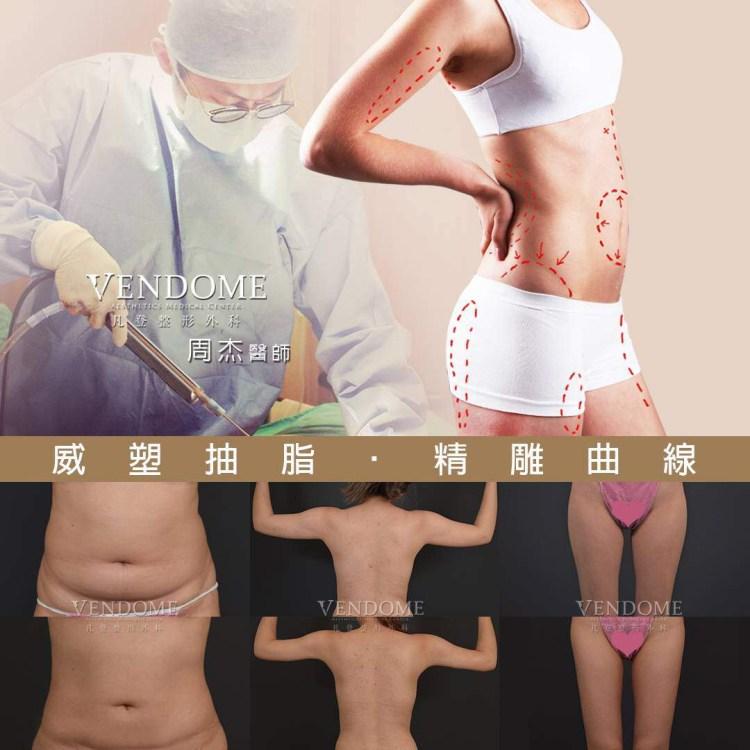《周杰醫師's》威塑抽脂可以瘦幾公斤?