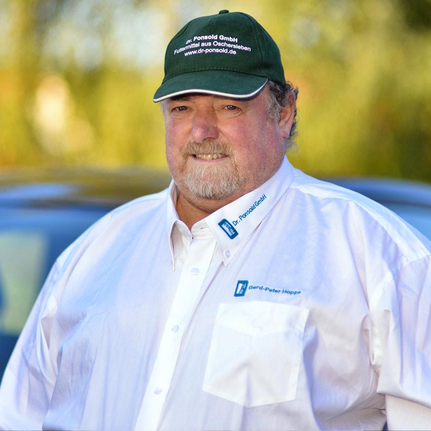 Dr. Ponsold GmbH Herr Gerd Peter Hoppe