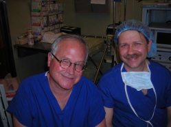 2008 Pacific Medical Center, San Francisco, USA with Prof. B.Toth