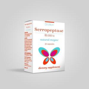 Serrapeptase - Dr. Viton