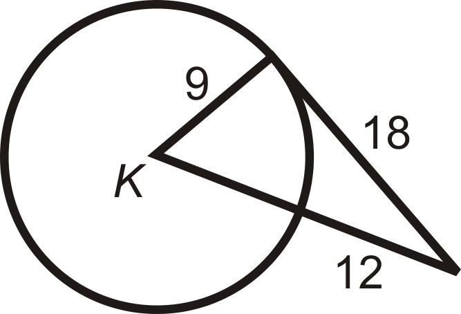 Algebra Connection Find the value of the indicated length