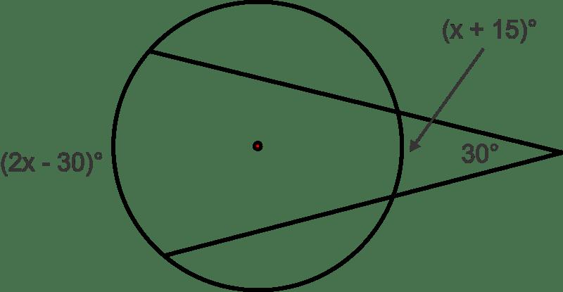 Prove the Outside Angle Theorem