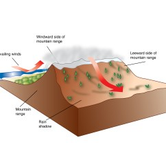 Frontal Rainfall Diagram The Glands In Neck And Throat Biomes Ck 12 Foundation