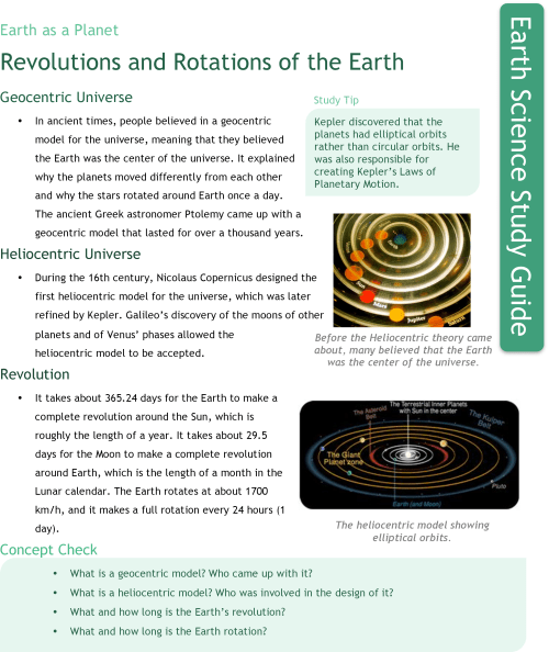small resolution of Earth's Rotations   CK-12 Foundation