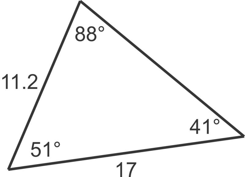 Derivation of the Triangle Area Formula ( Read