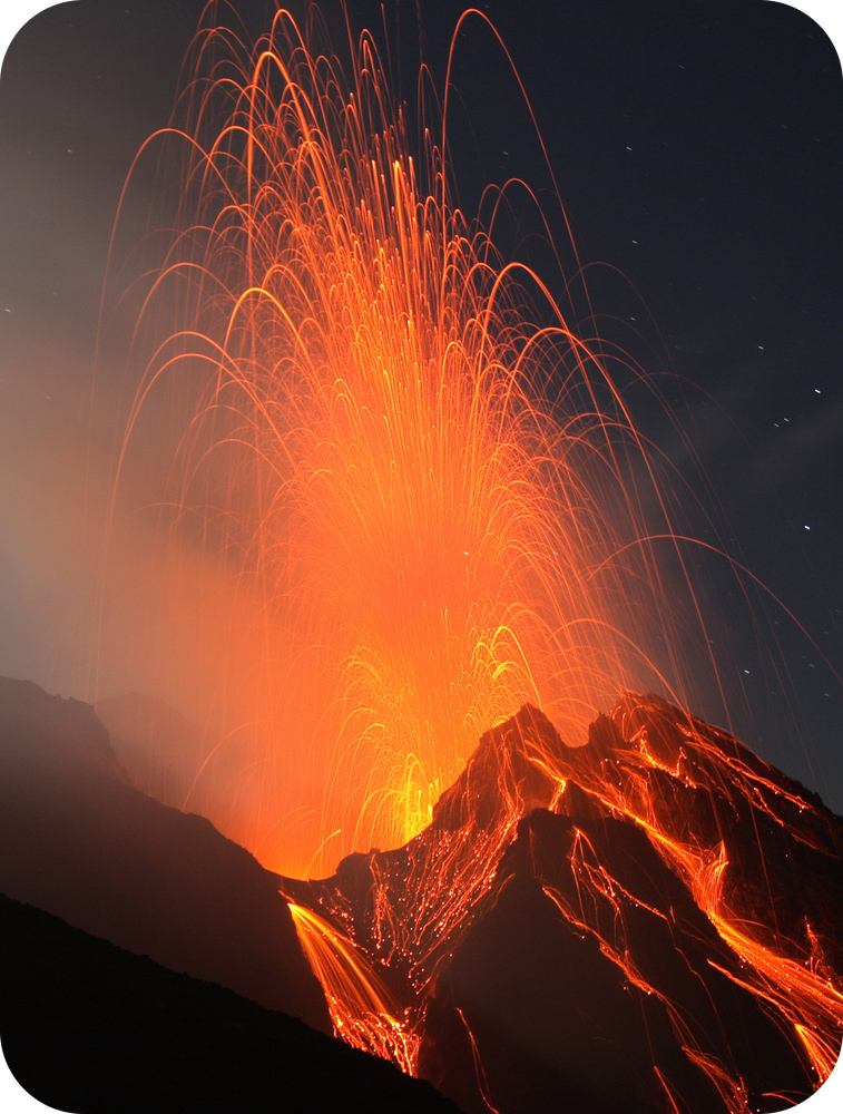 Geological Society Effusive Explosive Eruptions