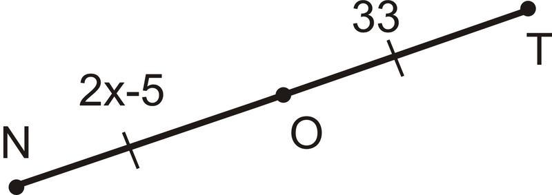 . Use the Angle Addition Postulate to write an equation