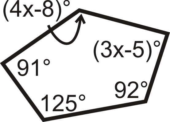 Algebra Connection For questions 14-26, find the measure
