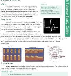 Seismic Waves   CK-12 Foundation [ 3109 x 2384 Pixel ]