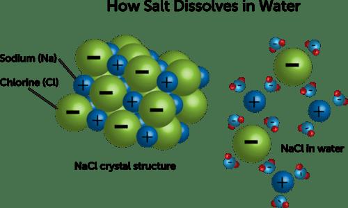 Salt Water Diagram