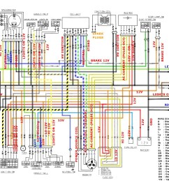 suzuki dr650 electrical page gm ignition switch wiring diagram dr650 wiring diagram [ 1417 x 1038 Pixel ]