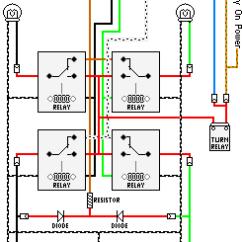 Dpdt Relay Wiring Diagram 93 Chevy 1500 Ignition Suzuki Dr650 Signal Lights Page