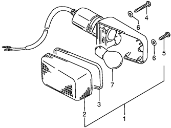 Suzuki DR650 Signal Lights Page