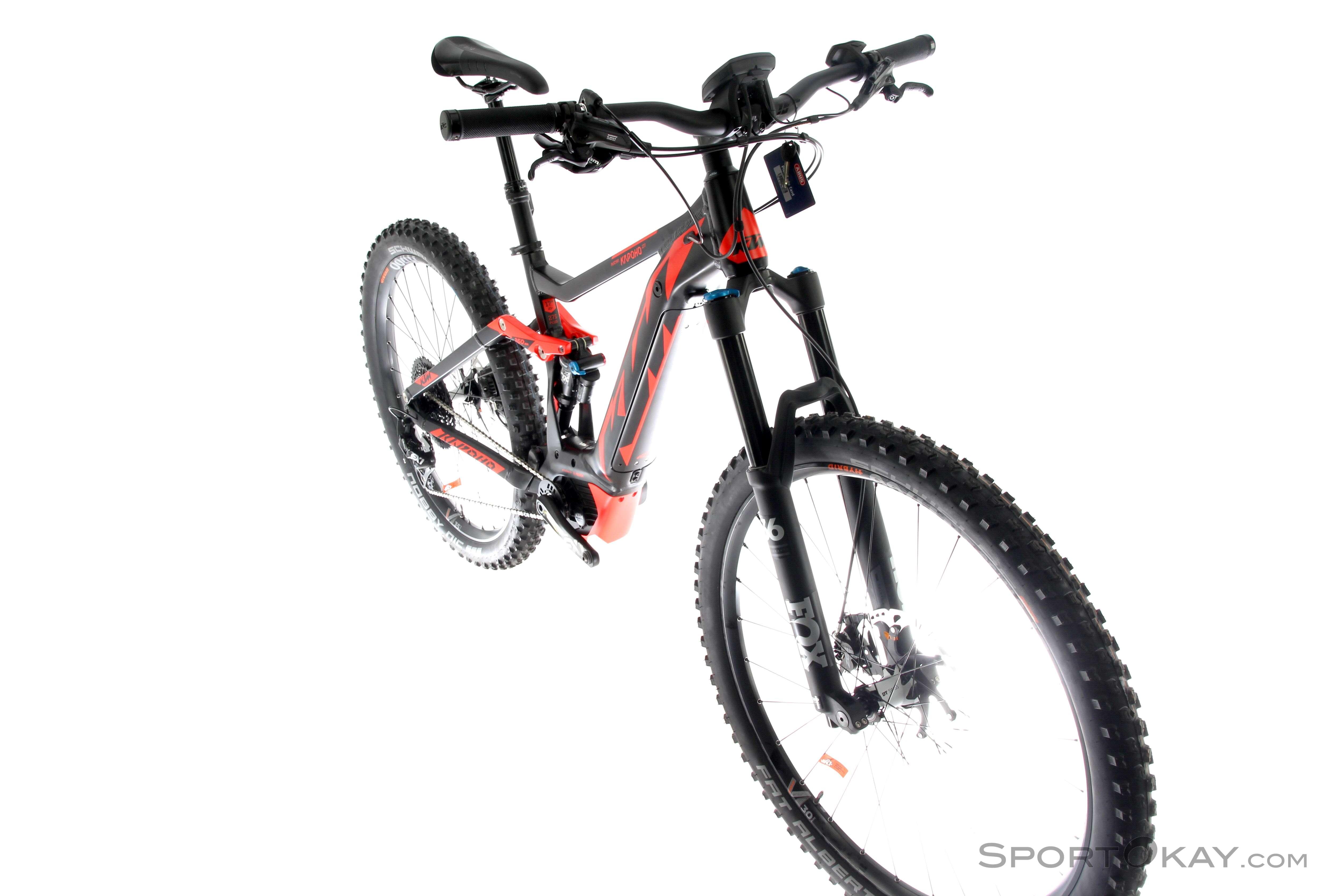 Ktm Macina Kapoho 271 E Bike Endurobike