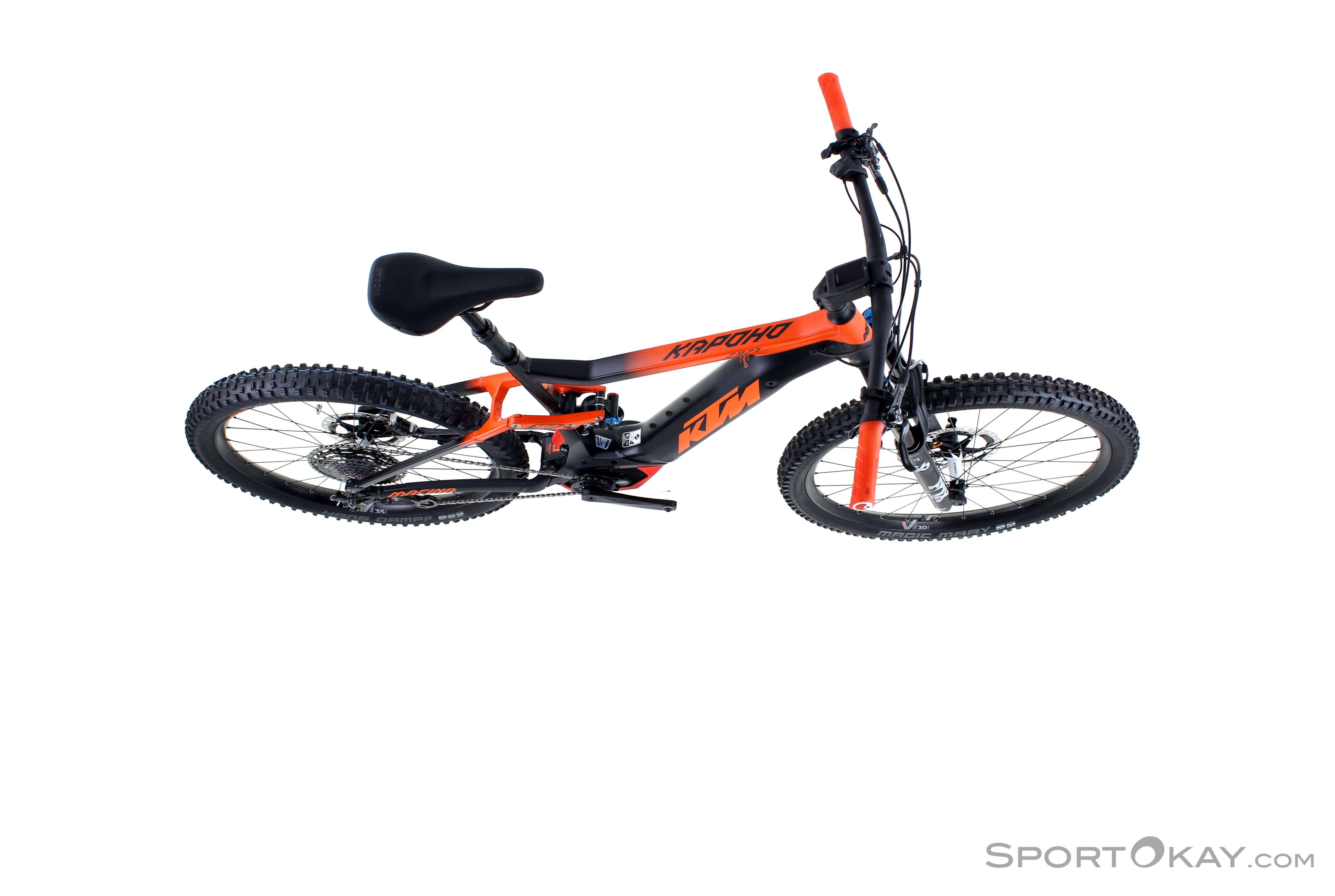 Ktm Macina Kapoho 29 27 5 E Bike Enduro