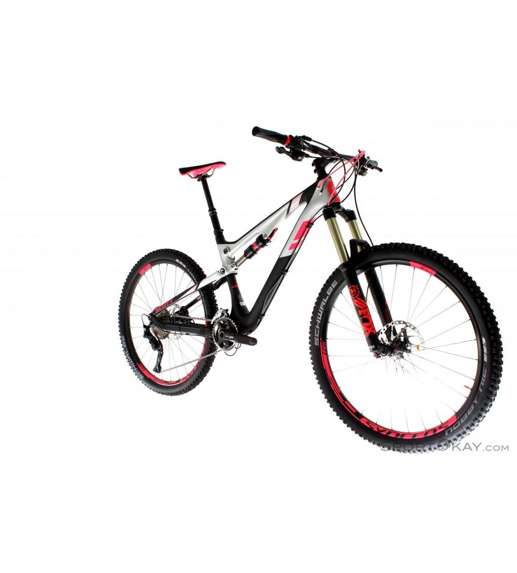 Scott Contessa Genius 700 2016 Damen All Mountainbike