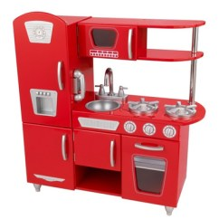 Kid Craft Kitchen Corner Hutch Buy Kidkraft Vintage At Well Ca Free Shipping 35 In Canada Red