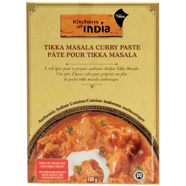 kitchen of india banquette buy kitchens tikka masala paste from canada at well ca free shipping