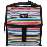 PackIt Freezable Lunch Bag Blanket Stripe
