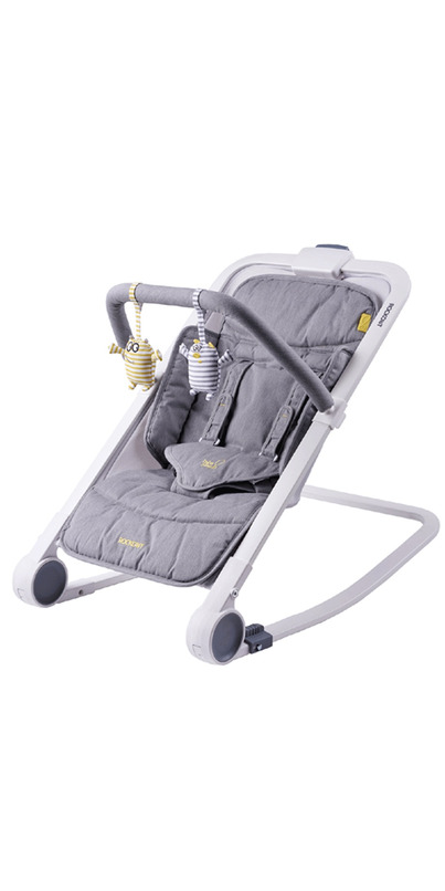 Bababing Rockout 3 Position Baby Rocker Bouncer Grey : bababing, rockout, position, rocker, bouncer, BabaBing, Rockout, Rocker, Canada, Well.ca, Shipping