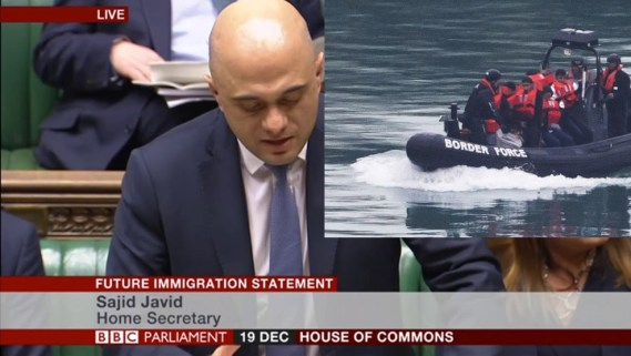 , Why Sajid Javid, a British politician of Pakistani origin, is a SHAME to his immigrant Pakistani Origin and to the reason why he became a politician in the UK