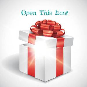 Open This Last