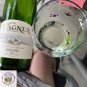 2018 Wagner Vineyard Dry Riesling