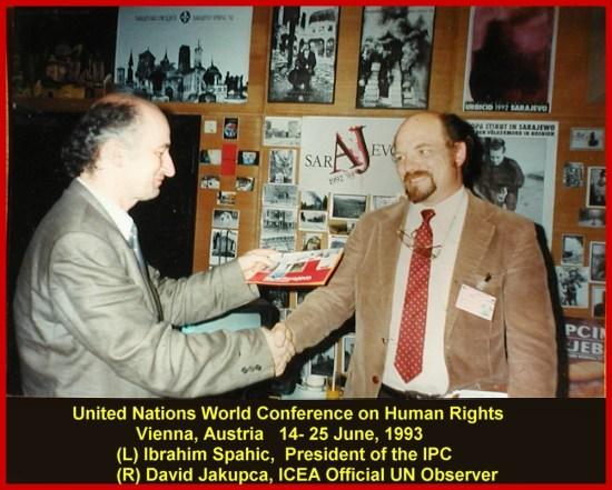 Ambassador Jakupca Bosnia