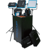 Dracast ENG Bi-Color 4-Light Kit with Sony V-Mount Battery Plates