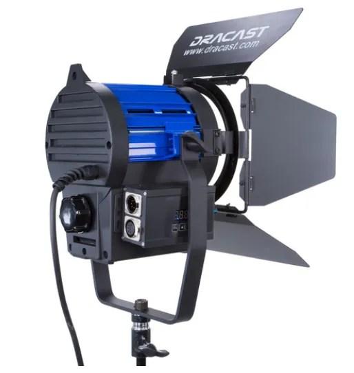 "Dracast Fresnel500 4"" Daylight LED"