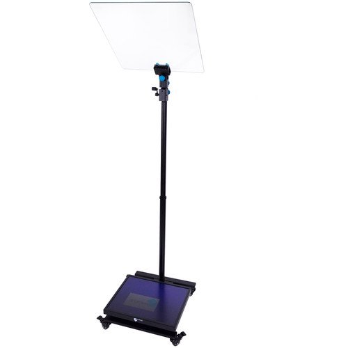 """MagiCue Stage Master Presidential Prompter Package with Hard Case (Single, 19"""" LCD)"""