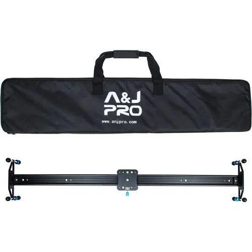 "A&J PRO Simple Camera Slider (37.8"", 11 lb Payload)"