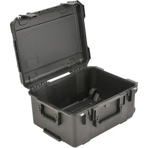 SKB Polypropylene Copolymer Resin Waterproof Case 10″ Deep (Black)