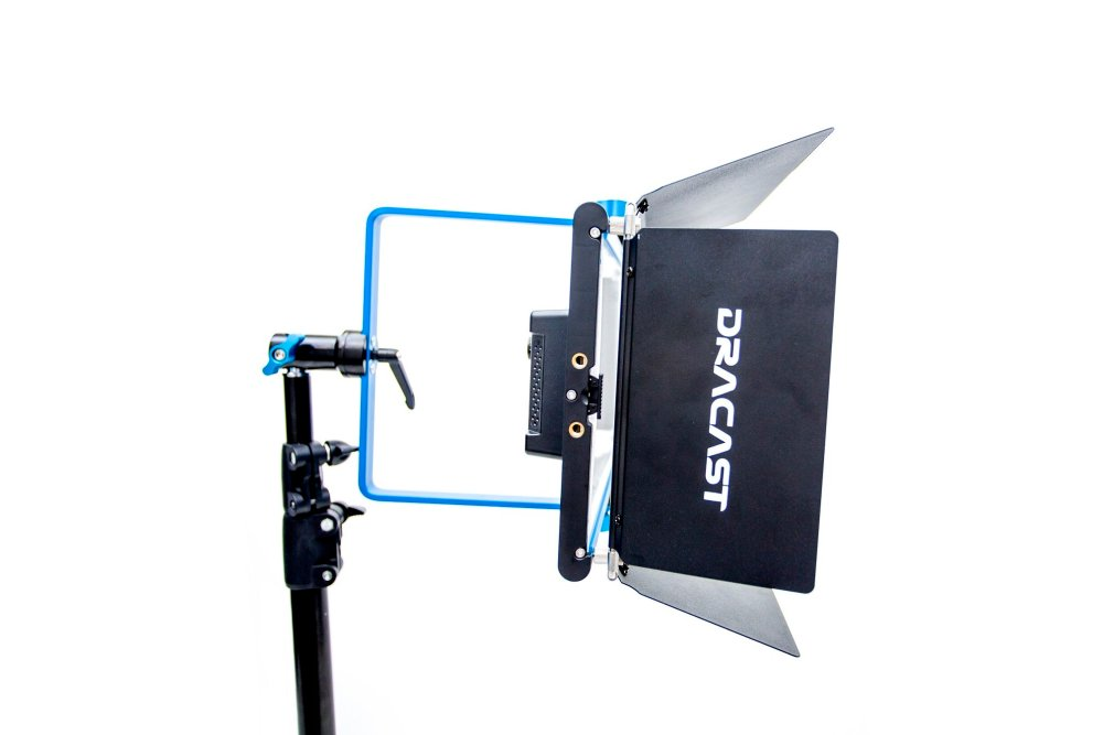 Dracast S-Series LED1000 Barndoors