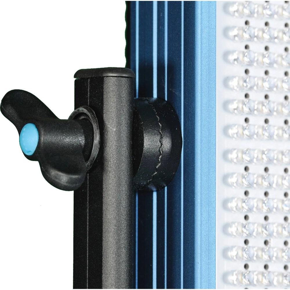 Dracast LED1000-TX Studio Tungsten LED Light with DMX