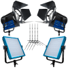 Dracast Remote Newsroom Studio Complete Kit