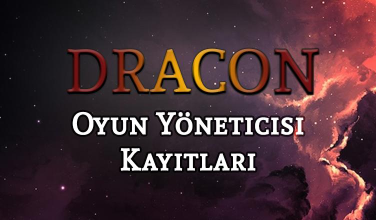DraCon – Oyun Yöneticisi Kayıtları!